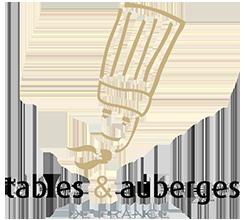 lang[meta_title] - Logo Tables et Auberges de France